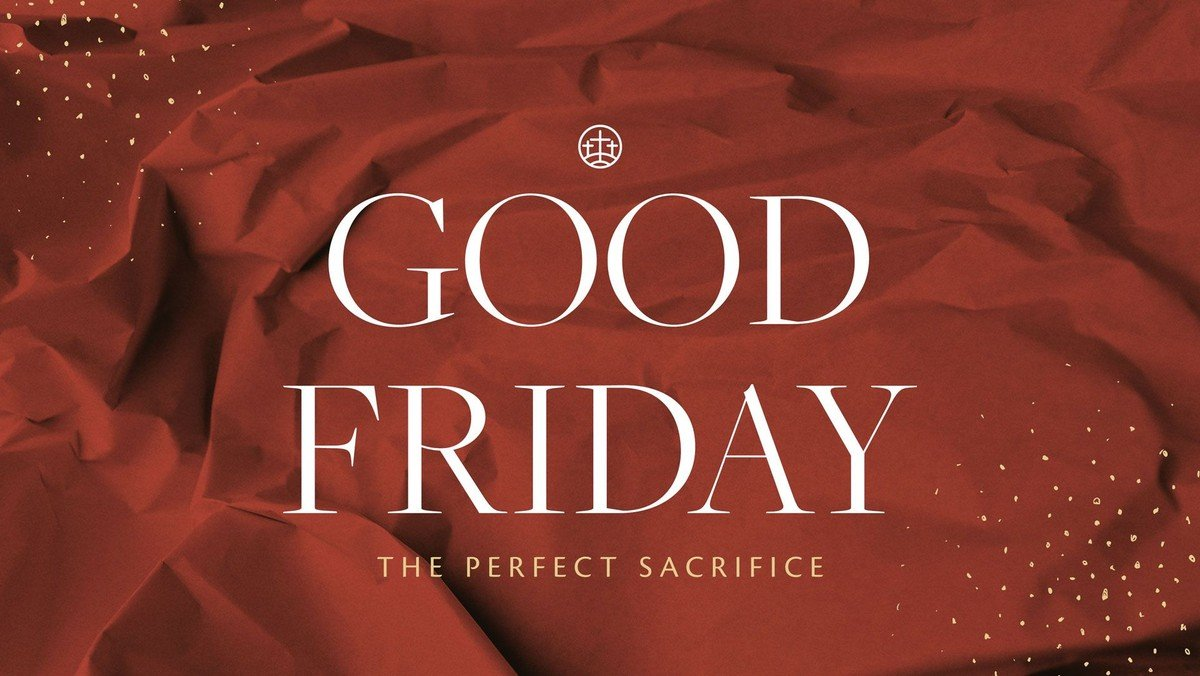 Good Friday Service - Gathering at the Cross