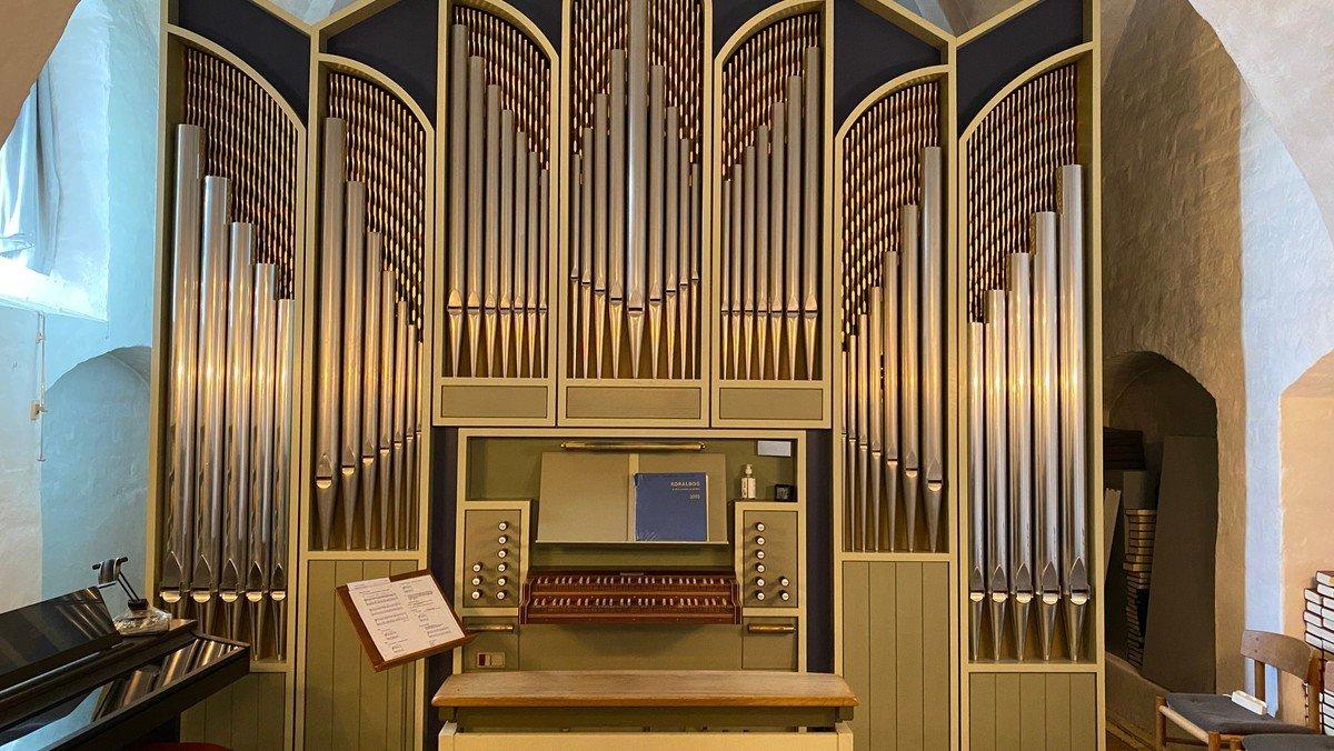Orgelkoncert med Jakob Lorentzen
