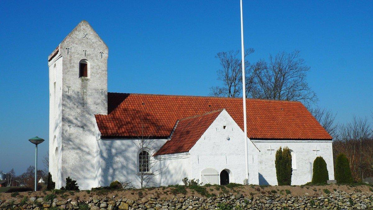 Gudstjeneste i Karlby Kirke