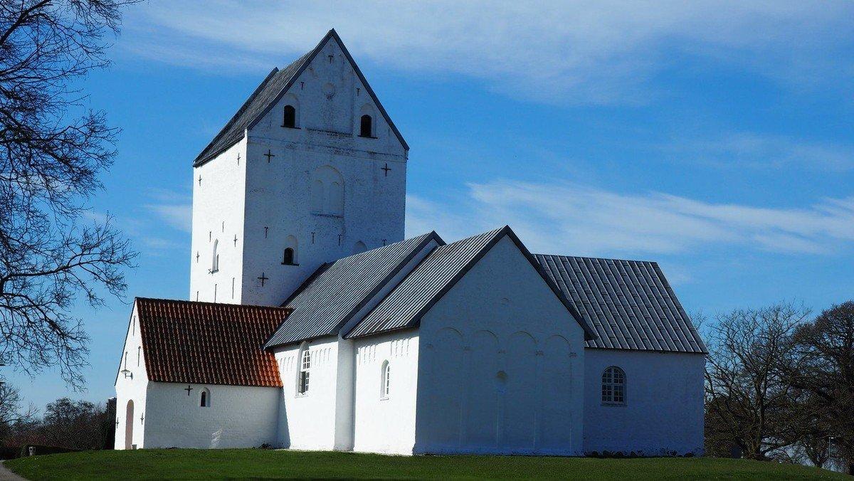 Velkomstgudstjeneste i Gjerrild Kirke