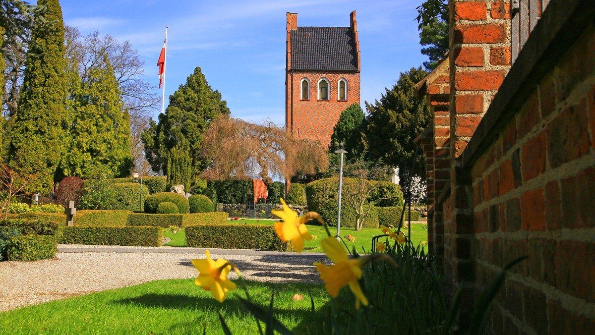Online påskegudstjeneste fra Asminderød Kirke