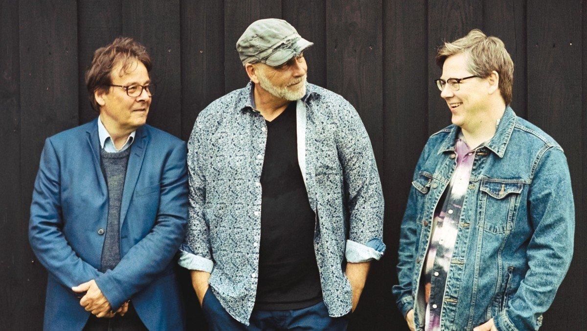 Koncert i Sognegården - Halfdan, Morten & mig  m/ Bull & Hjort