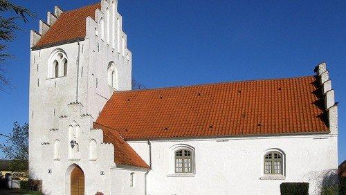 Fromesse, Dåstrup Kirke