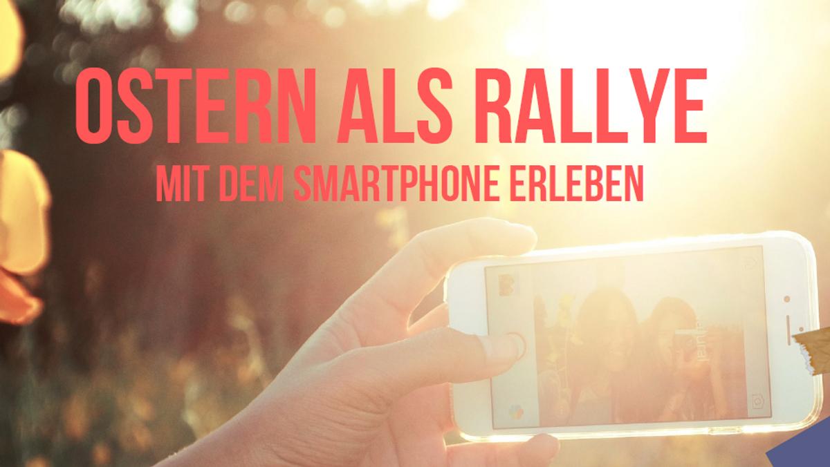 Ostern und Karwoche als Spaziergang erleben - eine Rallye mit dem Smartphone