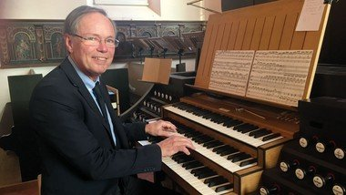 Orgelkoncert med Flemming Dreisig