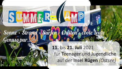 Sommer-Surf-Camp des CVJM