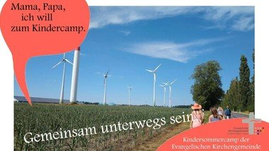Kindercamp in Niewisch