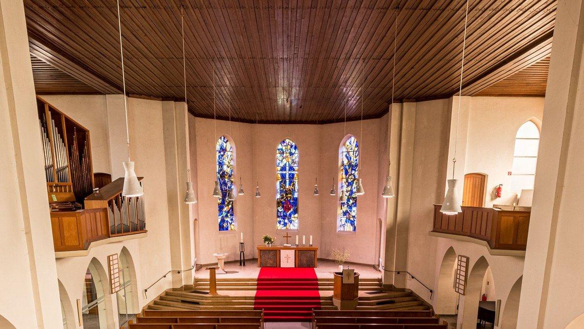 Ökumenischer Gottesdienst zum Pfingstmontag