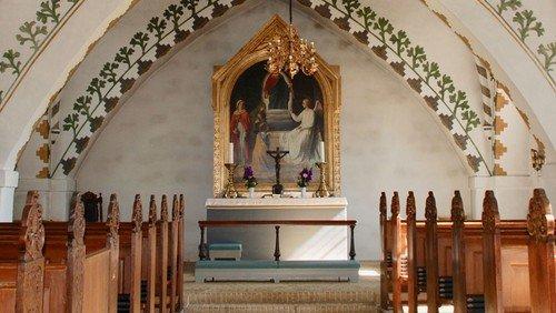 Højmesse - Sidste søndag i Kirkeåret
