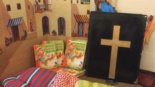 Med Jesus til Bords - børnegudstjeneste