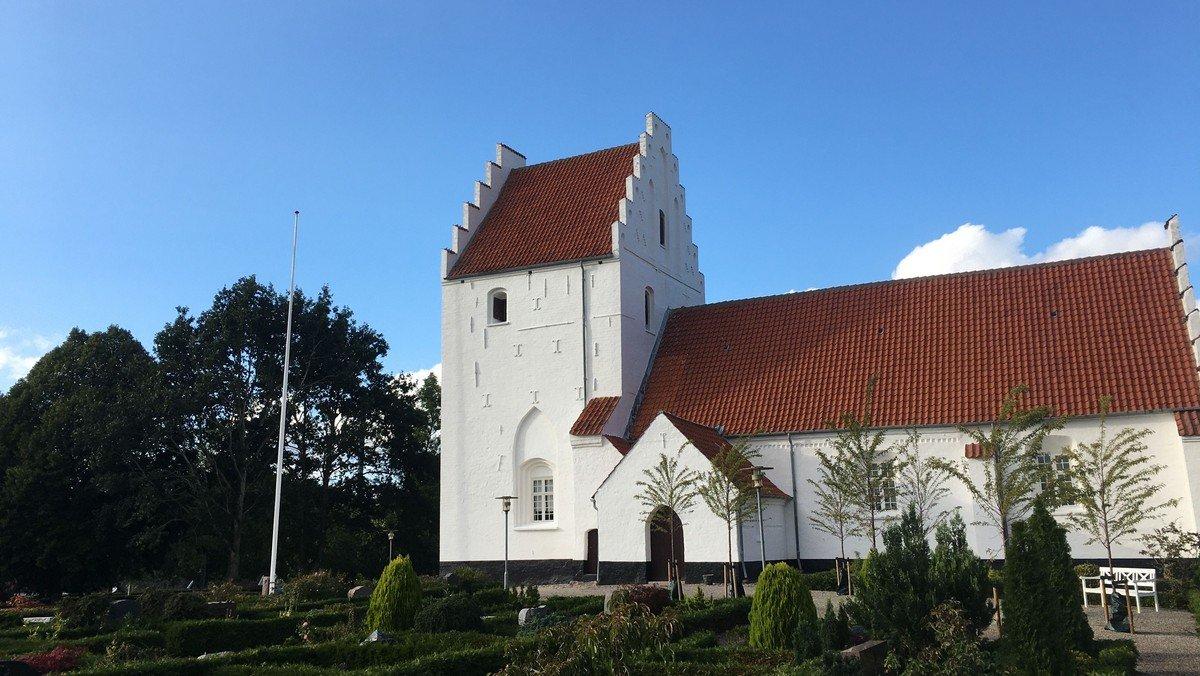 Høstgudstjeneste - med altergang