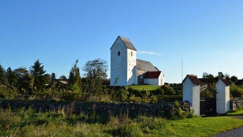 Nadver Gudstjeneste i Strandby Kirke