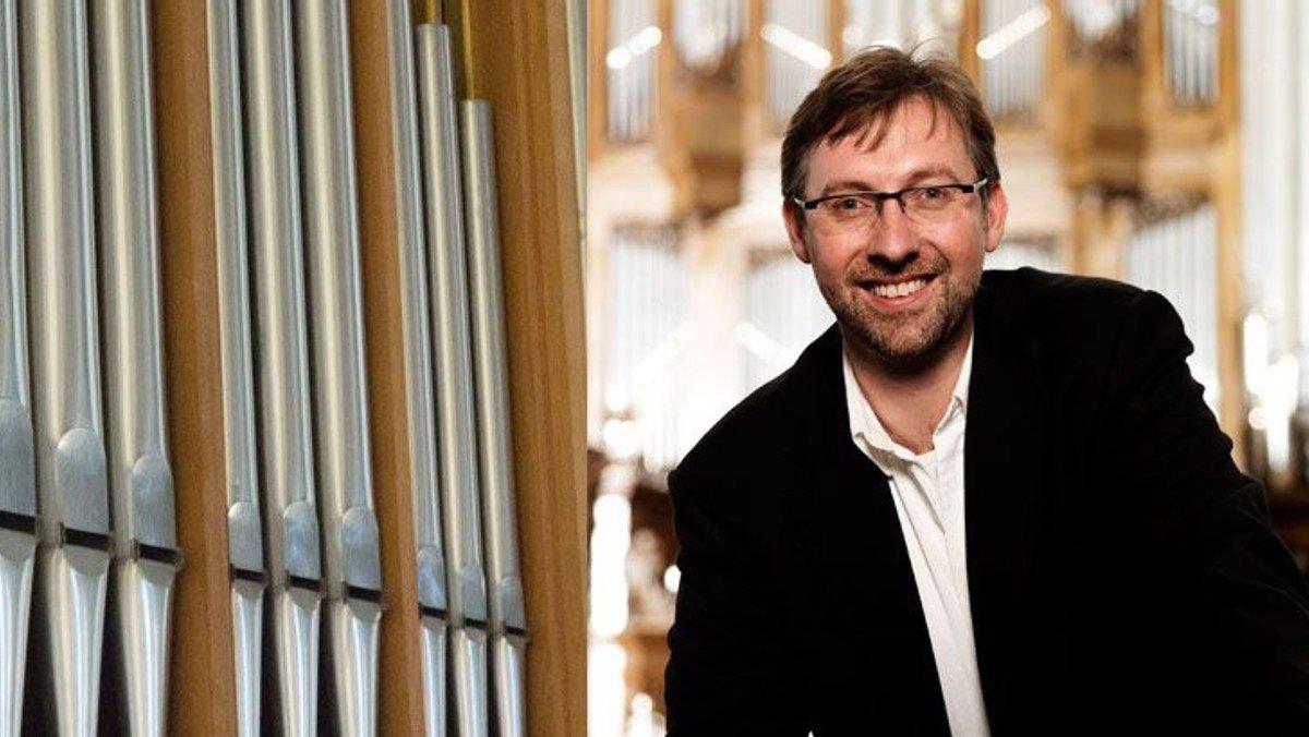 Orgelmesterkoncert Jakob Lorentzen