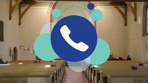 """""""Hybrid""""-Gottesdienst in Waidmannslust - auch als Telefon- und Zoom-Gottesdienst"""