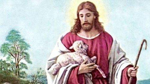 2. søndag efter påske, Johannes 10,11-16