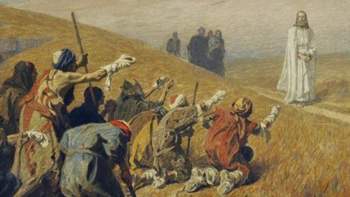 14. søndag efter trinitatis, Lukas 19,11-19