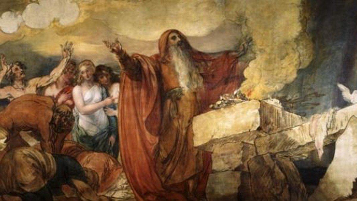 15. søndag efter trinitatis, Matthæus 6.24-34