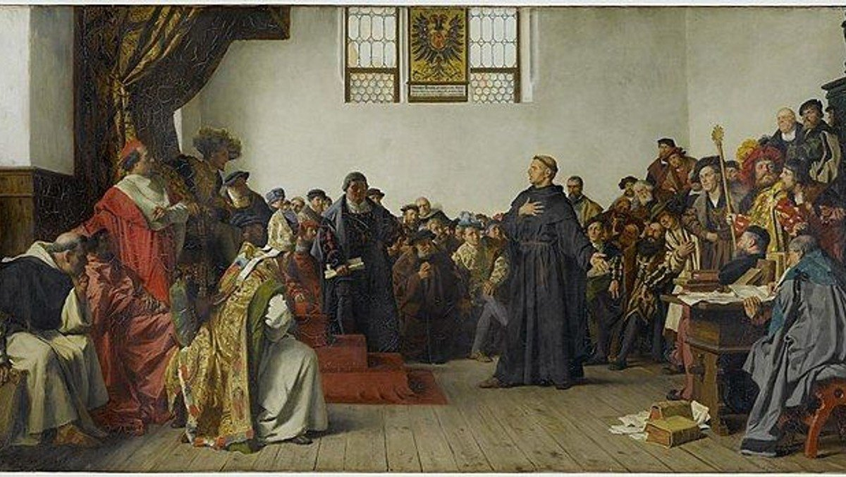 Evangelische Momente: Luther in Worms - erleben