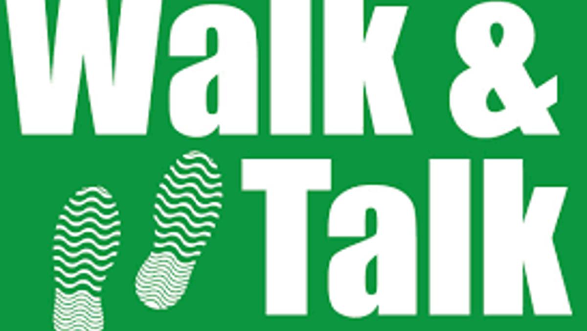 Walk and Talk med Ulla Elvira Hermann