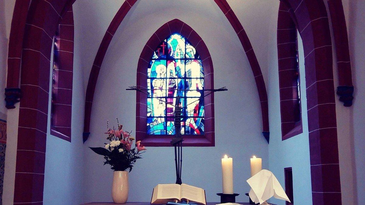 Gottesdienst mit Verabschiedung von Pfrin. Beiersdorf