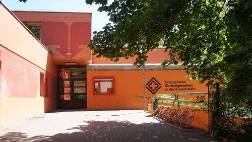 FÄLLT AUS - Gottesdienst im Gemeindezentrum Süd