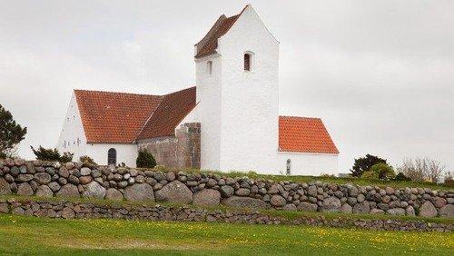 Pinsegudstjeneste i Klim Kirke