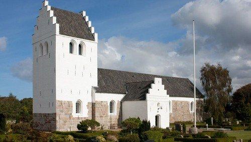 Sommersolhvervs aftensang i Kollerup Kirke