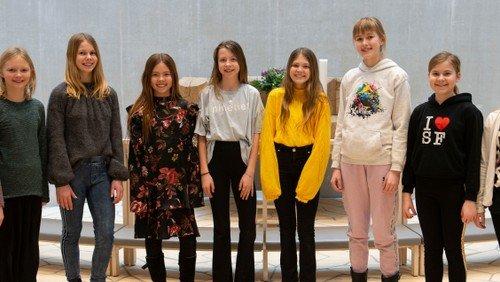 Junior- og Ungdomskor - mødes udendørs