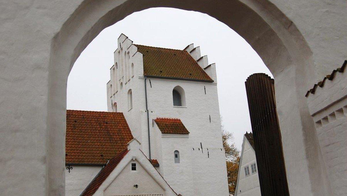 Aftensang ved tårnet