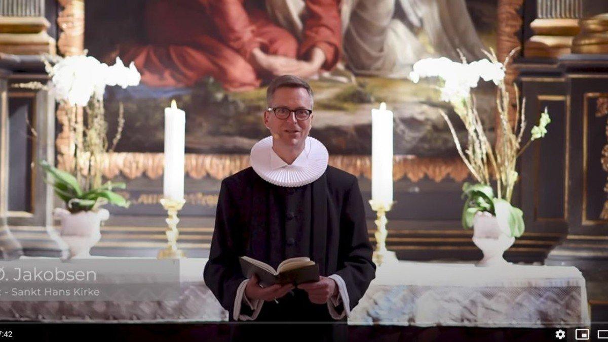 Rytmisk Højmesse v. Peter Ø. Jacobsen