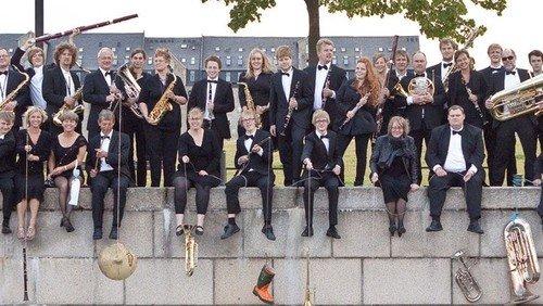 Koncert med Rødovre Concert Band