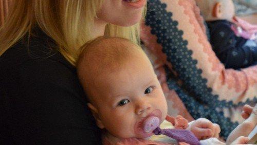 Babysalmesang 1  -  UDSAT