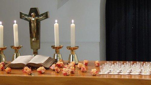 Pfingstsonntg Abendmahlsgottesdienst