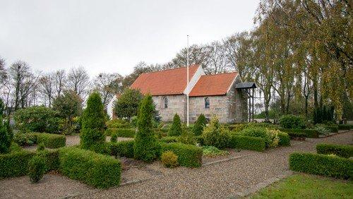 Gudstjeneste i Flejsborg Kirke
