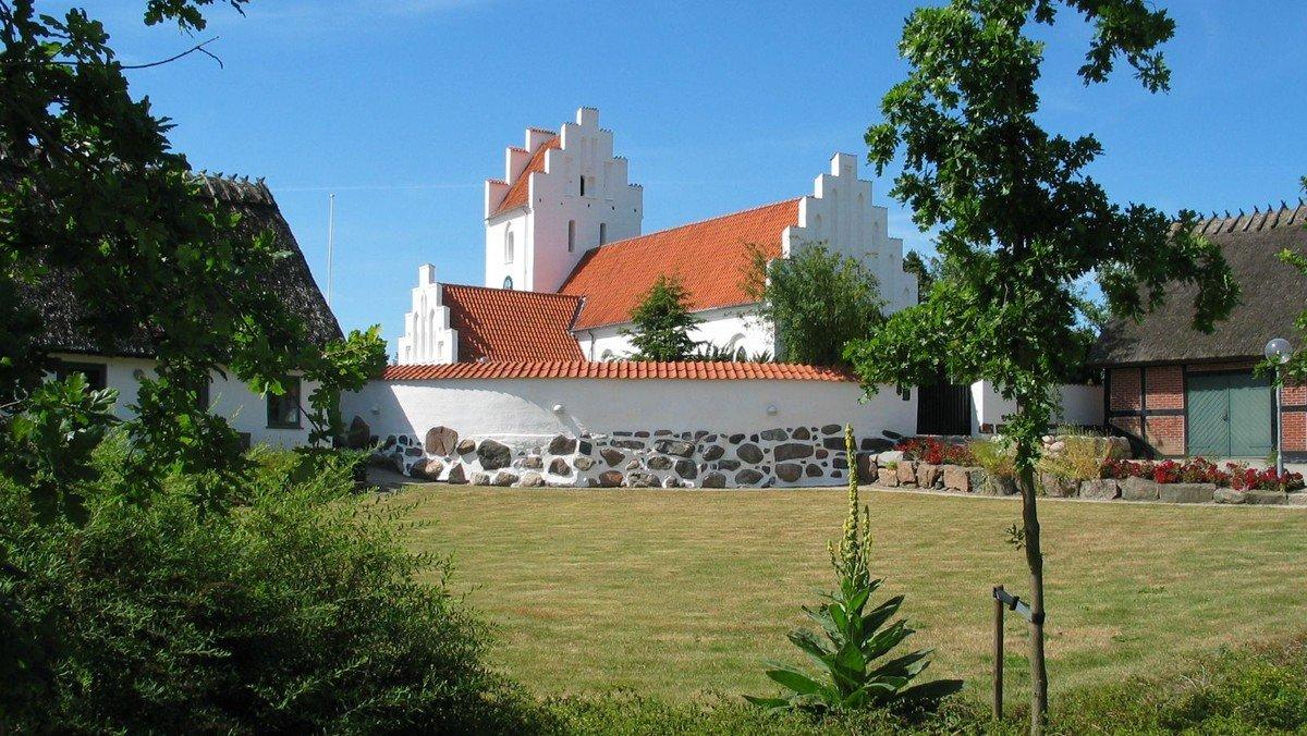 Gudstjeneste i Karlslunde Kirke