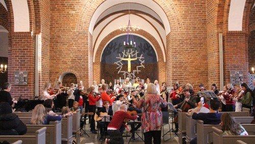Musikskolens julekoncert