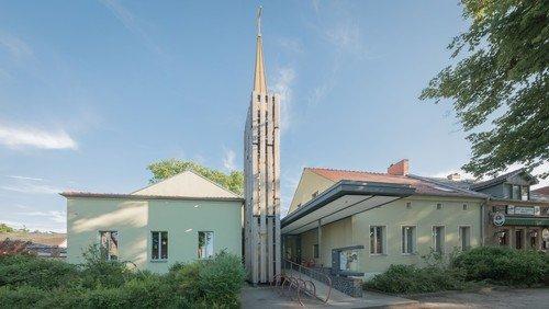 Gottesdienst am Sonntag Quasimodogeniti in Senzig