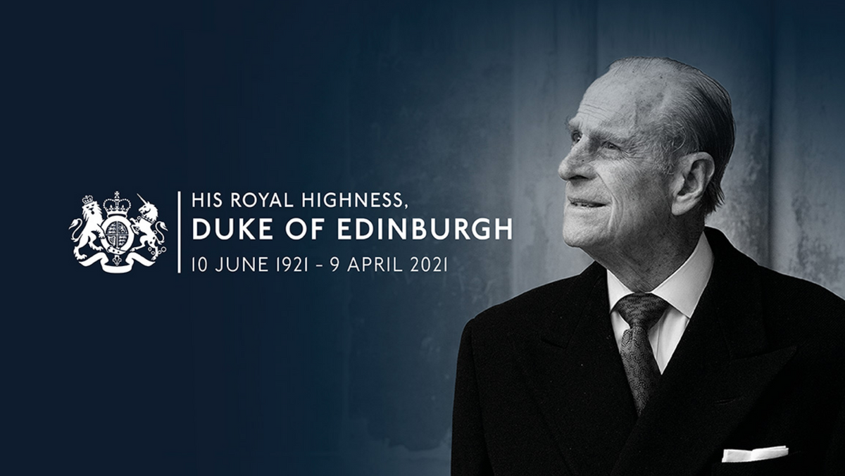 Requiem Mass for His Royal Highness The Duke of Edinburgh