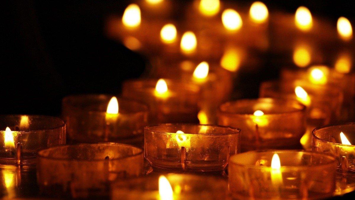Offene Kirche für Trauernde