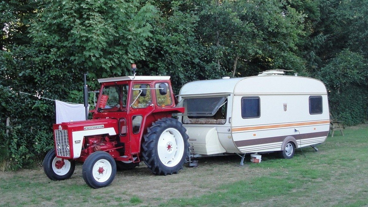Fredagstræf - Traktor Arne