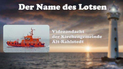 Videoandacht mit Pastor Matthias Marks