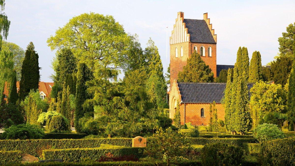 Jagtgudstjeneste i Asminderød Kirke
