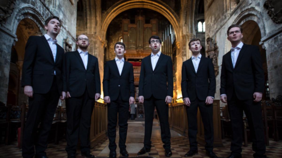 The Gesualdo Six - live in concert