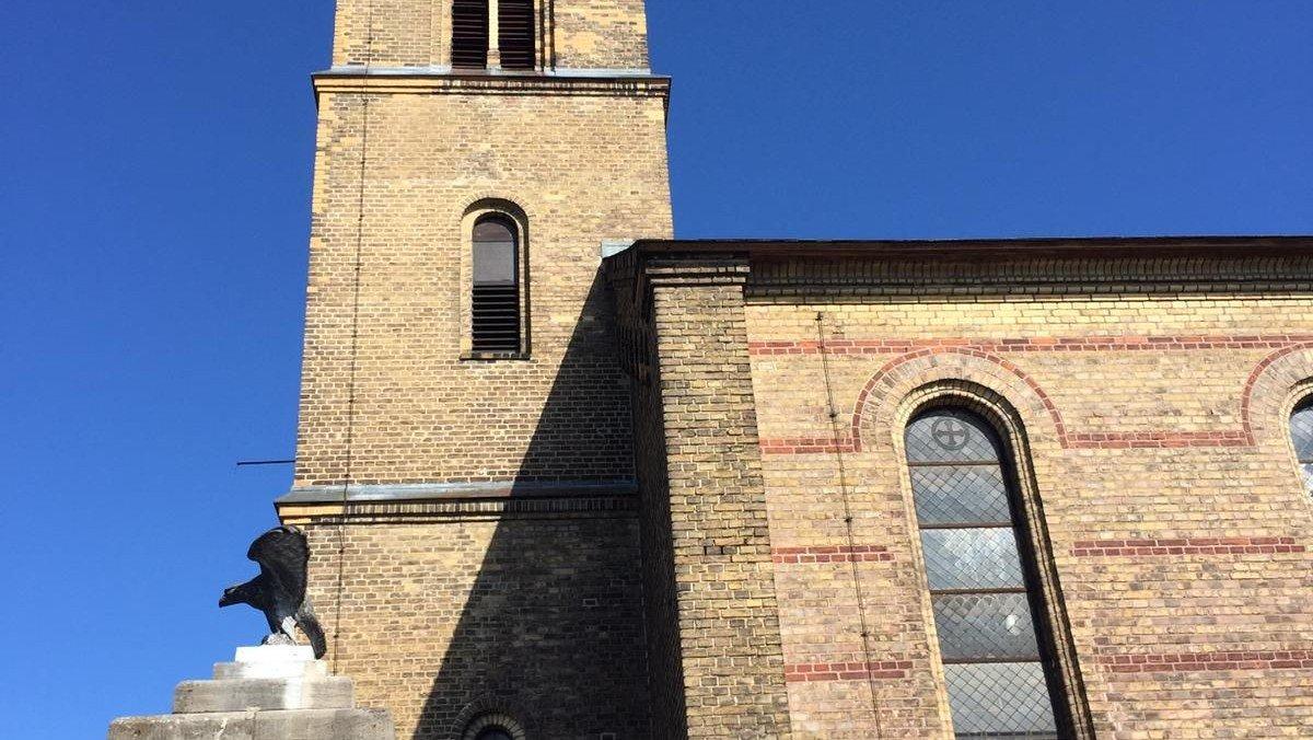 Gottesdienst Jubiläum Kirche