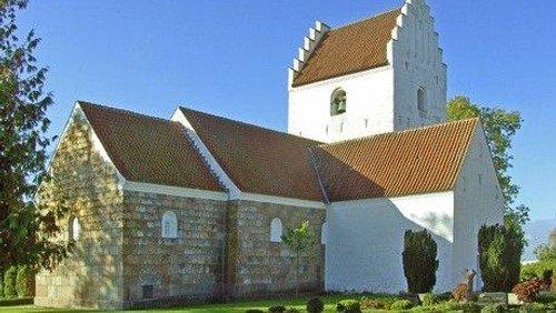 Gudstjeneste Gjesing Kirke - 1. s. e. trinitatis