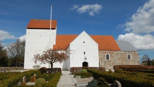 Gudstjeneste Nørager Kirke - 1. s. e. trinitatis