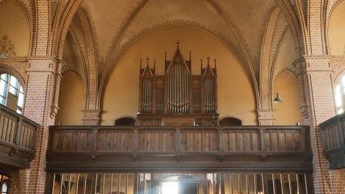 Orgelband 2021 - Musikalischer Abendgottsdienst