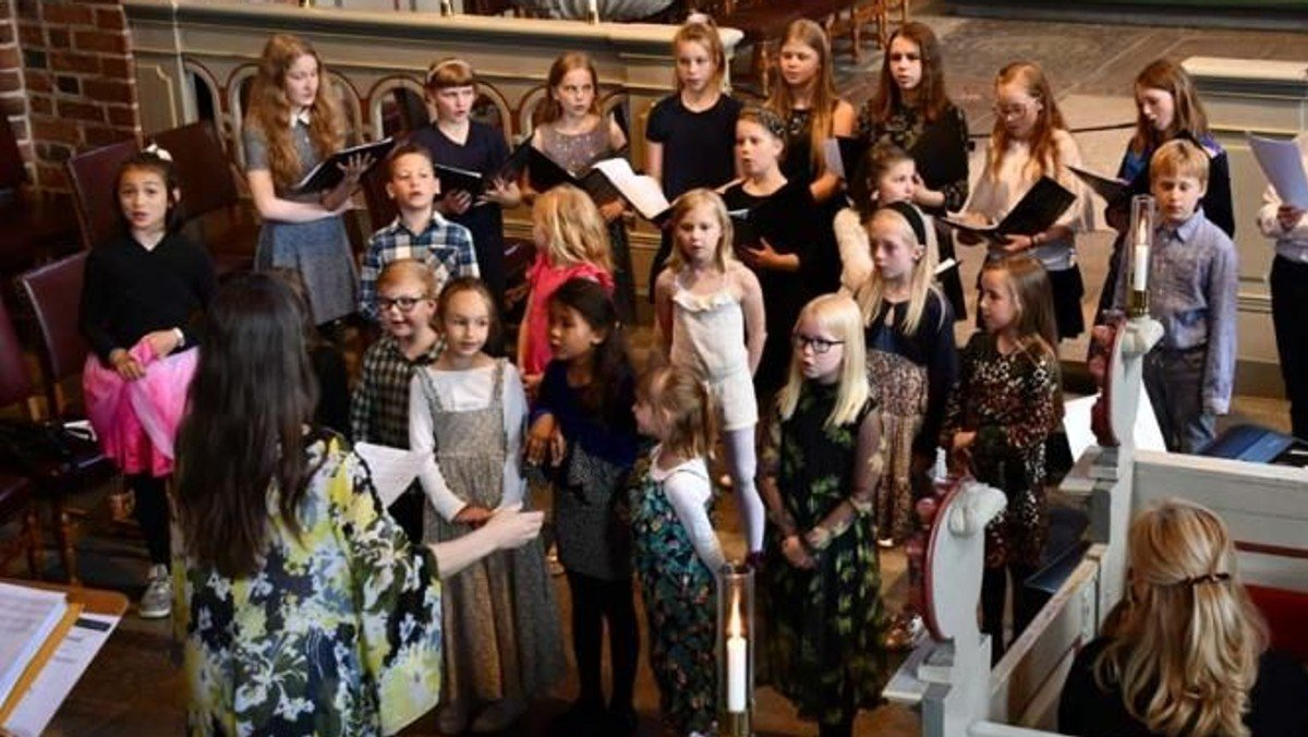 Julekoncert med Sct. Mariæ Kirkes Pigekor