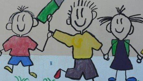 Abschiedsgottesdienst für die Schulkinder des Paul-Gerhardt-Kinderhauses