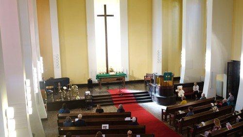 Gottesdienst mit Bergerhausen in Rellinghausen